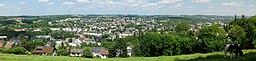 Gevelsberg Panorama im Sommer