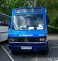 Stagecoach 40474 Mercedes 711D Alexander N474 RVK Metrocentre 2009 (2).JPG