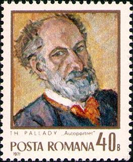 Theodor Pallady Romanian artist