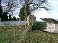 Standing Stone - geograph.org.uk - 123657.jpg