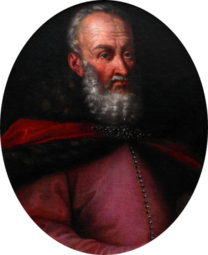 "Stanisław ""Rewera"" Potocki - Anonymous, 17th-century portrait of Potocki"