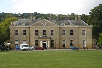 Stanmer House - Stanmer House in July 2008
