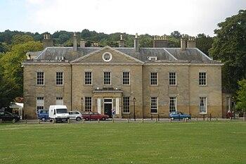 Stanmer House, Stanmer Park, Brighton. Built b...