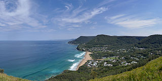 Stanwell Park, New South Wales Suburb of Wollongong, New South Wales, Australia