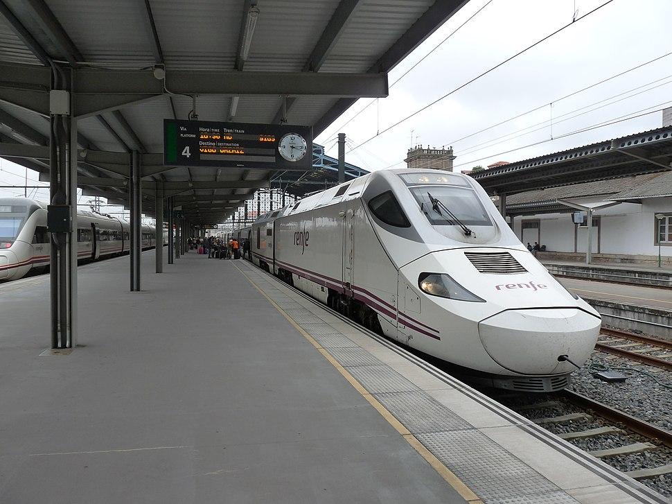 Station Santiago de Compostella 2015 (1)