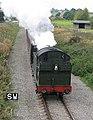 Steam loco approaching - geograph.org.uk - 1507690.jpg