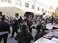 Steampunk Makers Fair Lafayette 2013 VineSt Purchace.JPG