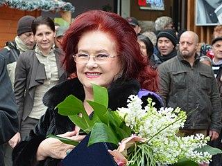Romanian actress