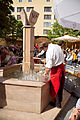 Stiegl Brauerei Salzburg Bierbrunnen.jpg