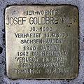 Stolperstein Invalidenstr 2 (Mitte) Josef Goldbrenner.jpg