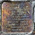 Stolperstein Kastanienallee 39 (Westend) Susanne Müller.jpg