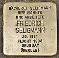 Stolperstein für Friedrich Seligmann (Heidelberg).jpg