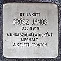 Stolperstein für Janos Grosz (Miskolc).jpg