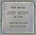Stolperstein für Josef Weber (Moosdorf).jpg