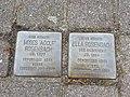 Stolpersteine Verden - Lindhooper Straße 10 - Rosenbach.jpg