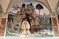 Storie di s. benedetto, 05 sodoma - Come lo dimonio rompe la campanella 01.JPG