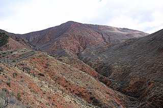 Storm King Mountain (Garfield County, Colorado)