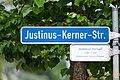 Straßenschild der Justinus-Kerner-Straße in Tübingen.jpg