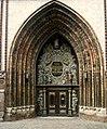 Stralsund Sankt Nikolai Kirche ingang.jpg