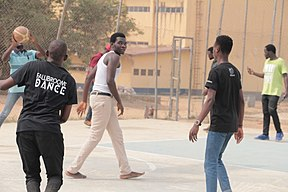 Students Playing in the University of Ilorin. 44.jpg