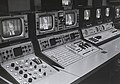 Suite One Control Room at DNTV-2 Television Studio, Dunedin (1960s).jpg