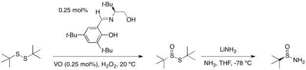 Sulfinamide synthesis.png