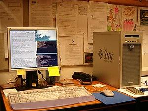 Sun Ultra series - Sun Ultra 20 with an AMD Opteron processor