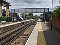 Sunbury station look east.JPG