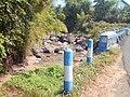 Sungai Ngipik, Sumber Suko, Gempol, Pasuruan (penuh bebatuan besar) - panoramio.jpg