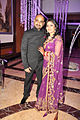 Sunidhi Chauhan at her wedding reception at Taj Lands End (32).jpg