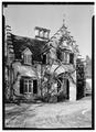 Sunnyside, U.S. Route 9, Tarrytown, Westchester County, NY HABS NY,60-TARY.V,1-6.tif