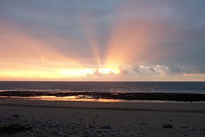 Carmarthen Bay - Sunrise, Carmarthen Bay