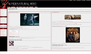 Supernatural Wiki - Wikipedia