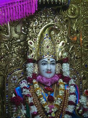 Anjar, Gujarat - Swaminarayan Mandir - Anjar