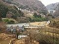 Susobana Dam and Yunose Dam.jpg