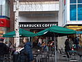 Sutton, Surrey, London - Starbucks.JPG
