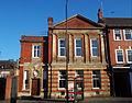 Sutton Masonic Hall door, SUTTON, Surrey, Greater London (7).jpg