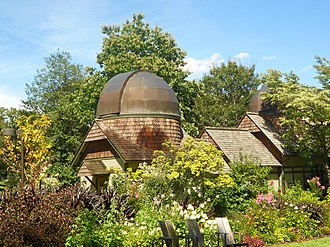 Swarthmore College - Image: Swarthmore College Observatory