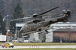 Switzerland - Air Force Eurocopter TH98 Cougar (AS-532UL) T-340 (22978276499).jpg