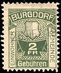 Switzerland Burgdorf 1917 revenue 2Fr - 8A.jpg