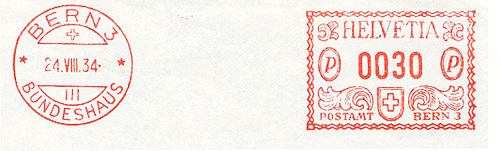 Switzerland stamp type OO1.jpg