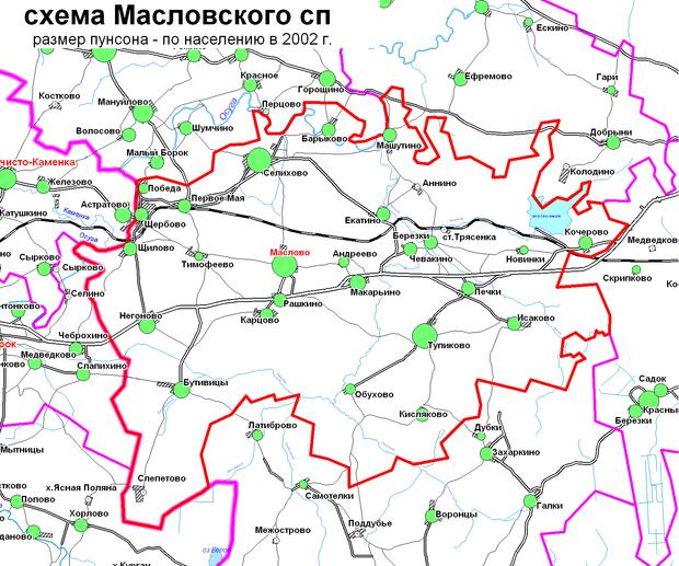 Схема Масловского сп