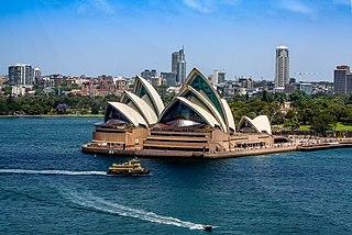 Sydney Opera House Performing arts centre in Sydney, Australia