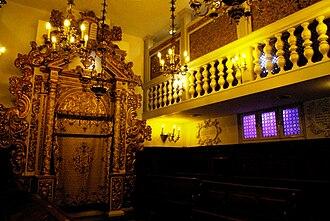 Tohu and Tikun - Image: Synagogue de Conegliano