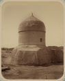 Syr-Darya Oblast. City of Turkestan. Mausoleum of Emir Timur Kuragan's Great-Granddaughter, Rabichi Begim, Who Died in 1475-1476 (880 A.H.) WDL3589.png