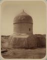 Syr-Darya Oblast. City of Turkestan. Mausoleum of Emir Timur Kuragan's Great-Granddaughter, Rabichi Begim, Who Died in 1475-1476 (880 A.H.) WDL3589.png