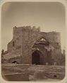 Syr-Darya Oblast. Ura-Tyube. Ruins of the Mosque of Kok-Gumbaz WDL3881.png