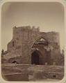Syr-Darya Oblast. Ura-Tyube. Ruins of the Mosque of Kok-Gumbaz WDL3881.png
