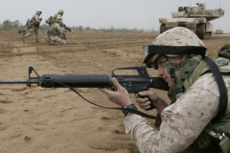 ألاف البنادق M16 و5 دبابات للمغرب 800px-TANKSaimingin2041102