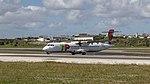TAP Express ATR 72 just arrived at Lisbon airport (46640476035).jpg